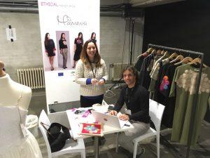 Ethical Fashion Show con Mammisi de AMSE Moda Sostenible
