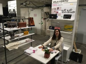 Ethical Fashion Show con Vela Verito de AMSE Moda Sostenible
