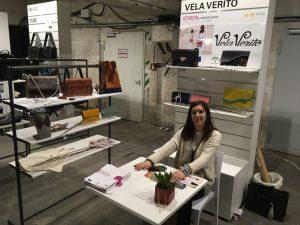 Ethical Fashion Show con Vela Verito de AMSE Moda Sostenible