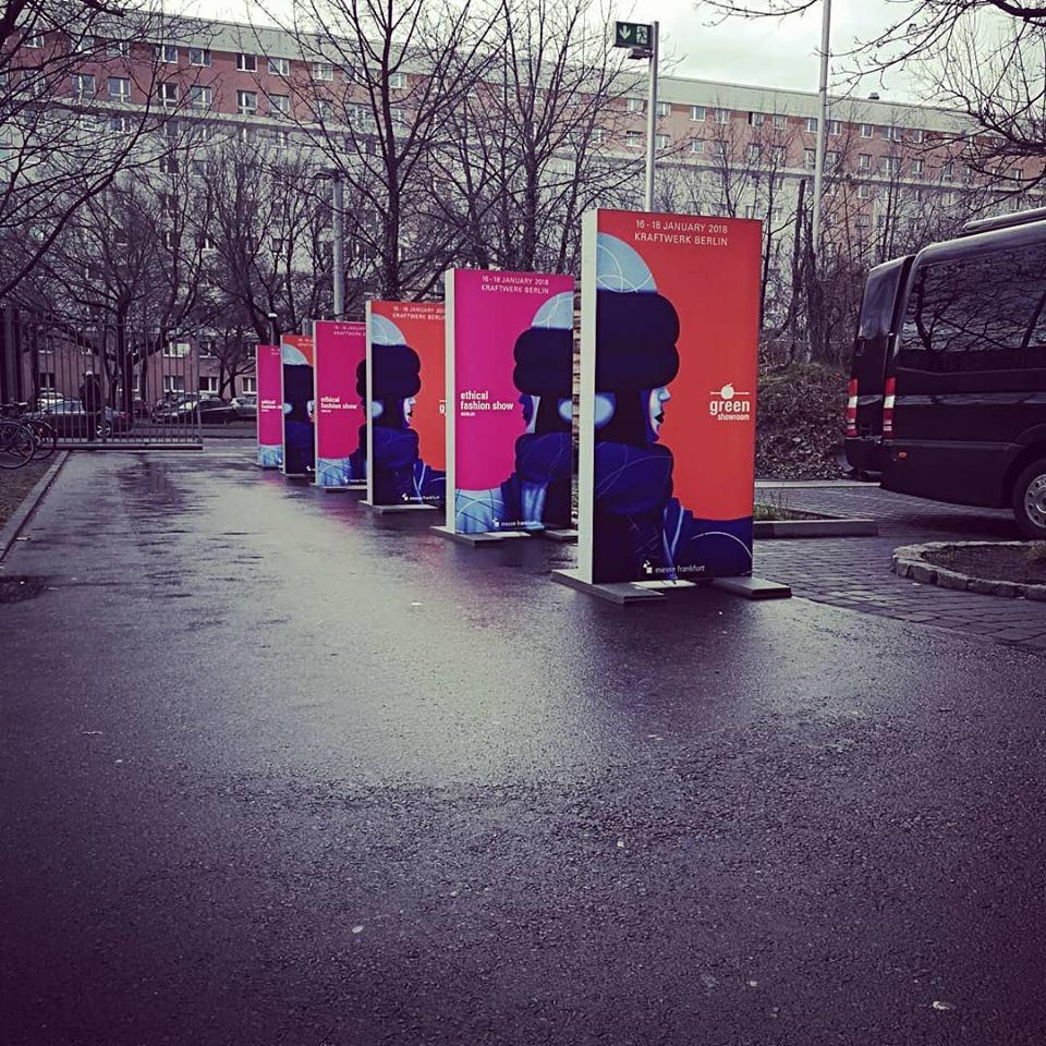 En Kraftwerk-Berlin-Ethical-Fashion-Show con AMSE