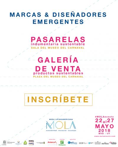 481ba622c95 AMSE ( Asociación de Moda Sostenible de España) tiene un acuerdo de  colaboración con MOLA