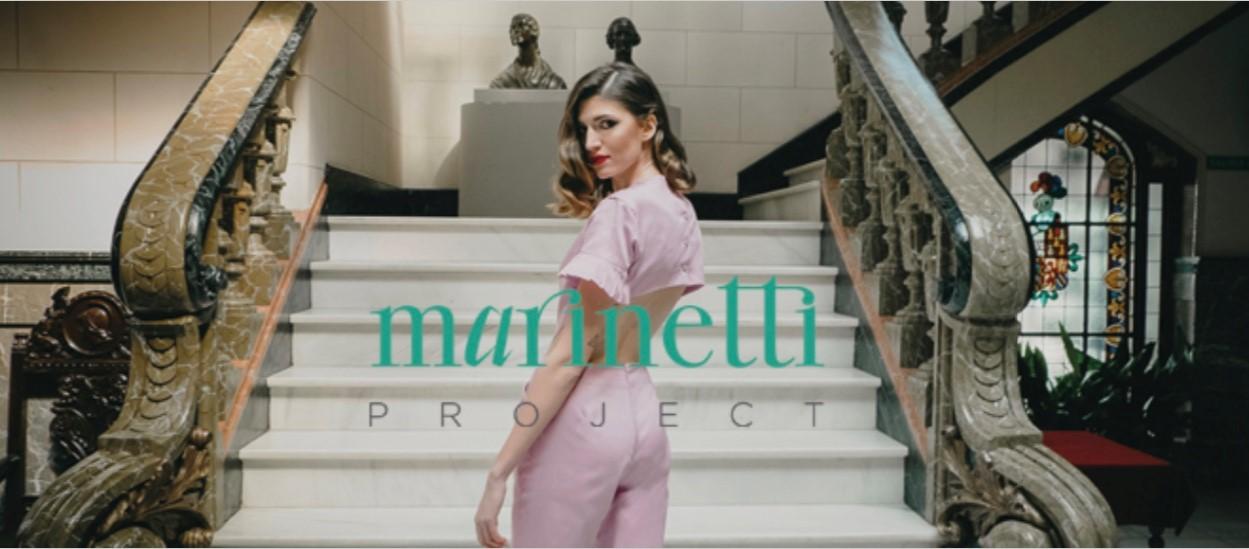 Marinetti project slow fashion '
