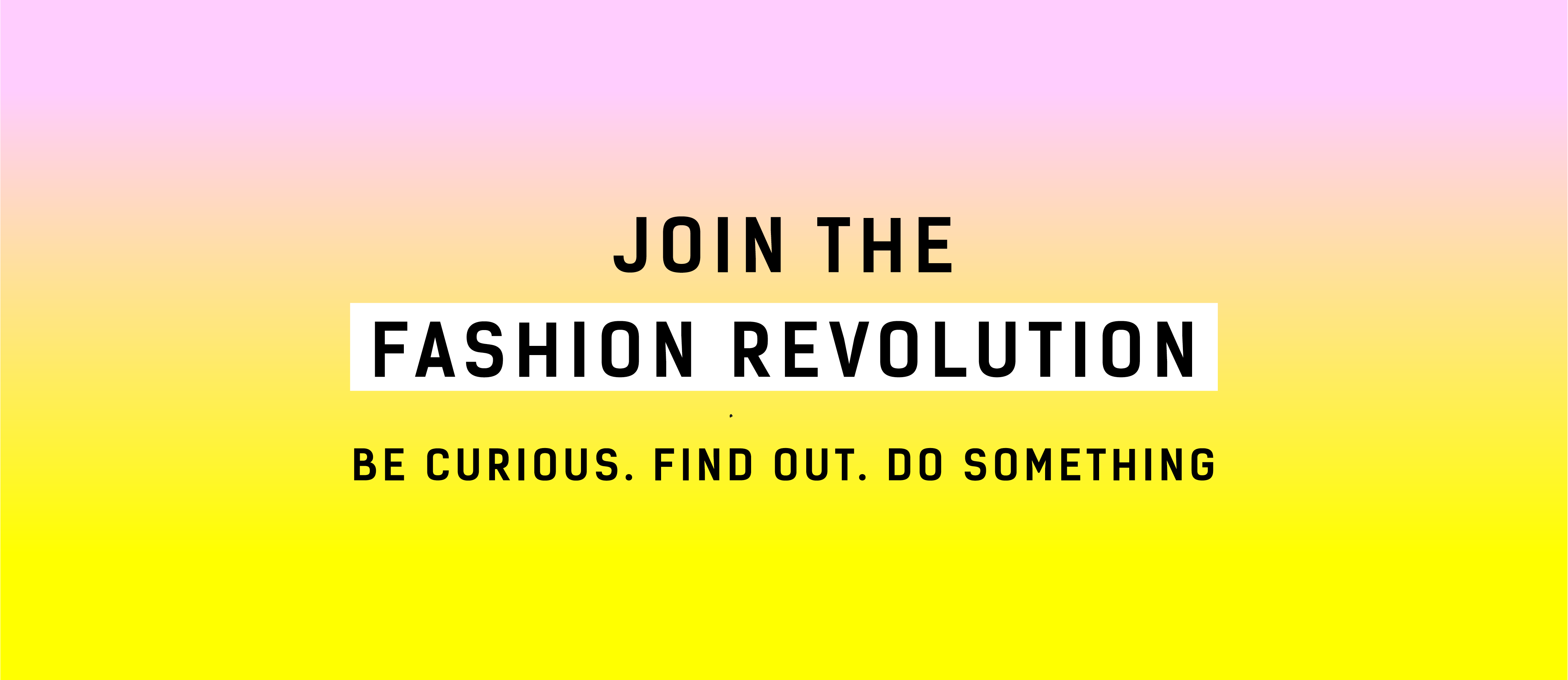 fashion revolution